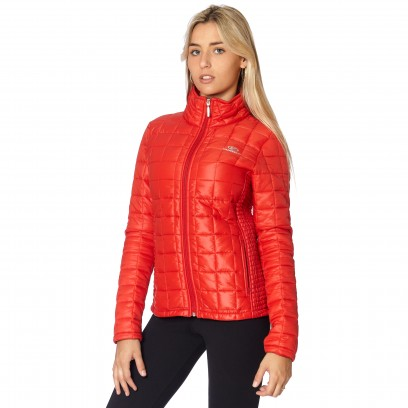 CAMPERA ULTRA LIGHT ENTALLADA Rojo