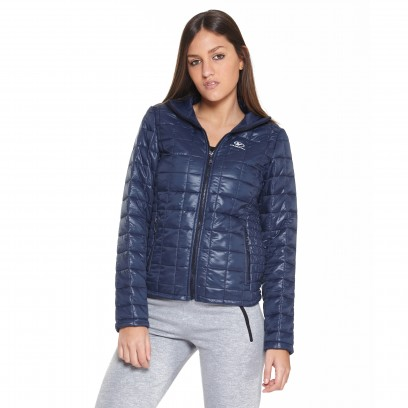 CAMPERA ULTRA LIGHT ENTALLADA Marino